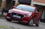 Mazda 2 2020 front cornering RHD