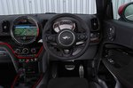 Mini Countryman JCW 2020 dashboard RHD