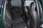 Mini Countryman JCW 2020 rear seats RHD
