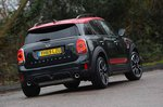 Mini Countryman JCW 2020 rear cornering RHD
