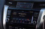 Nissan Navara 2020 RHD infotainment