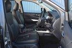 Nissan Navara 2020 RHD front seats