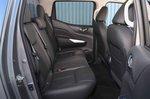 Nissan Navara 2020 RHD rear seats