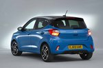 Hyundai i10 2020 RHD rear left studio