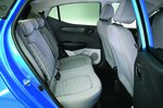 Hyundai i10 2020 RHD rear seats