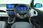 Hyundai i10 2020 RHD dashboard