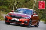BMW 3 Series 2020 awards
