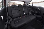 2019 Kia Picanto rear seats RHD