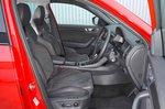 Skoda Kodiaq 2020 RHD front seats