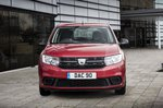 Dacia Sandero 2019 front urban static