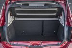 Dacia Sandero 2019 boot open RHD