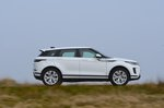 2019 Land Rover Range Rover Evoque right panning RHD