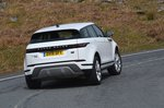 2019 Land Rover Range Rover Evoque rear right tracking RHD