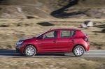 Dacia Sandero 2019 left panning
