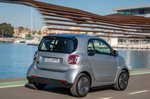 Smart ForTwo EQ 2020 rear tracking LHD