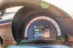 Smart ForTwo EQ 2020 instrument cluster detail