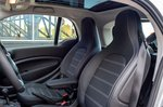 Smart ForTwo EQ 2020 front seats LHD