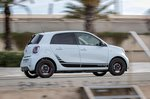 Smart ForFour EQ 2020 LHD rear right tracking