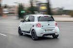 Smart ForFour EQ 2020 LHD press rear tracking