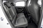 Smart ForFour EQ 2020 LHD press rear seats