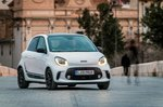 Smart ForFour EQ 2020 LHD front right static