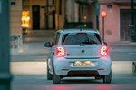 Smart ForFour EQ 2020 LHD rear left static