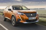 Peugeot 2008 2020 RHD front right tracking