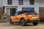 Peugeot 2008 2020 RHD rear left static