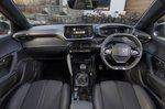 Peugeot 2008 2020 RHD dashboard