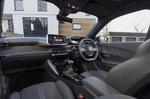 Peugeot 2008 2020 RHD front seats