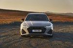 Audi RS6 Avant 2020 RHD press front static