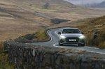 Audi RS6 Avant 2020 RHD press front high tracking