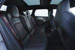 Audi RS6 Avant 2020 RHD rear seats