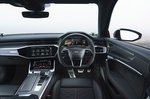 Audi RS6 Avant 2020 RHD dashboard