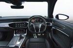 Audi RS6 Avant 2020 RHD dashboard
