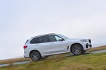 BMW X5 2021 RHD right panning