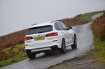 BMW X5 2020 RHD rear tracking