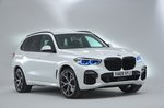 BMW X5 2020 RHD front right static studio