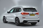 BMW X5 2021 RHD left rear static studio
