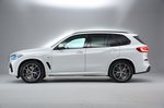 BMW X5 2020 RHD left side static studio