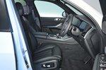 BMW X5 2021 RHD front seats