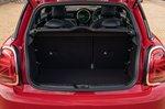 Mini Electric 2020 RHD boot open