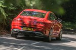 Mercedes CLA 2020 RHD rear right tracking