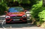 Mercedes CLA 2020 RHD head-on front tracking