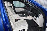 BMW X6 2020 RHD front seats