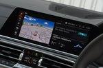 BMW X6 2020 RHD infotainment