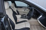 BMW 8 Series Gran Coupé 2020 RHD front seats