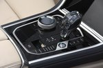 BMW 8 Series Gran Coupé 2020 RHD gear selector