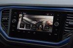 Volkswagen T-Roc R 2020 RHD infotainment