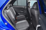 Volkswagen T-Roc R 2020 RHD rear seats